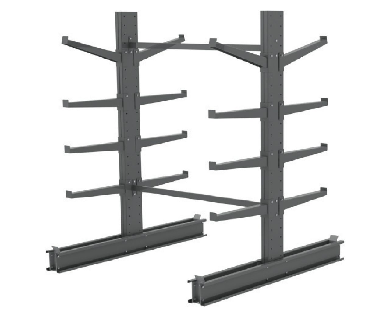 GMCR Cantilever Racks  sc 1 st  Greene Manufacturing Inc. & Storage Racks u0026 Shelving | Greene Manufacturing Inc.