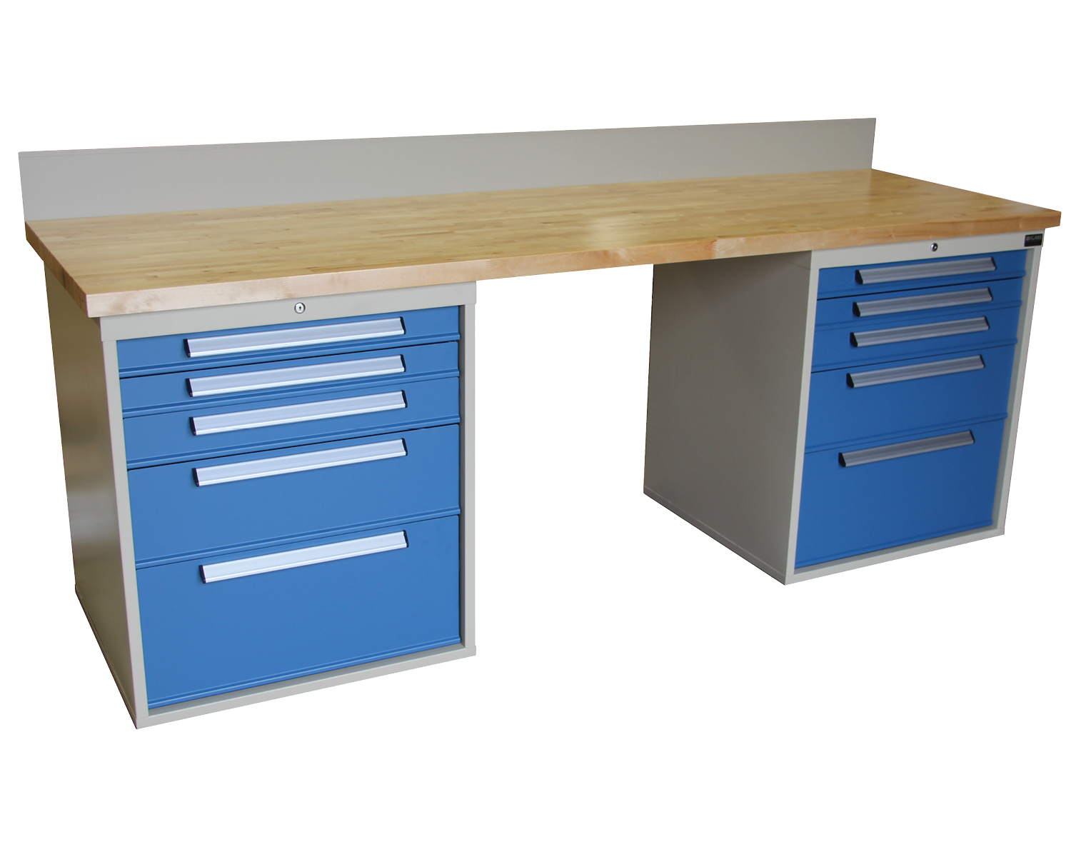 cabinet station two school lockers workbench with top shop filingcabinet filing