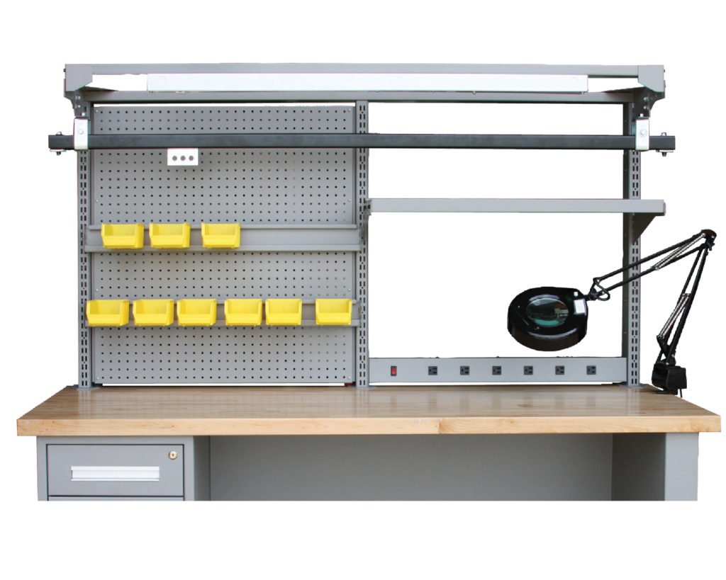 Dura-Flex Upper Workstation Accessories