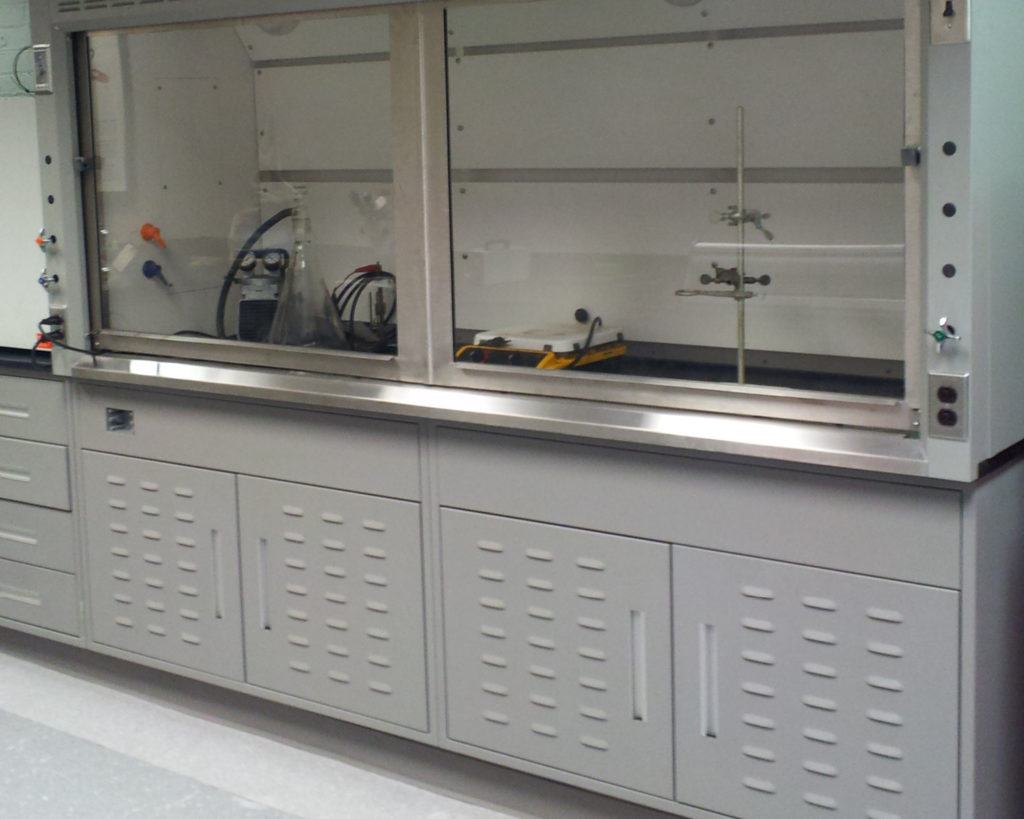 Ventilated Lab Enclosures